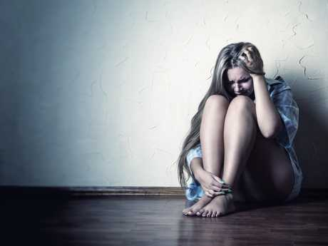 A domestic violence victim has found herself in the Gladstone region after trying to flee eight years of abuse (stock photo).
