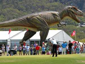 Palmer dinosaur resort hatches battle over timeshare votes