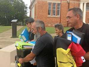 UPDATE: Gympie activist serves two hours for contempt