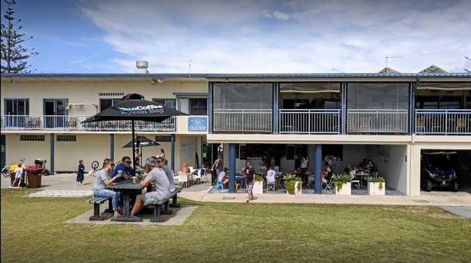 Evans Head-Casino Surf Life Saving Club.