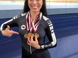 Laurelea's golden touch at Masters state titles