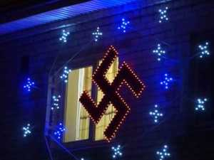 Have yourself a very Nazi Christmas with this 'folk symbol'