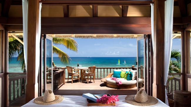 This is Richard Branson's Necker Island. But not to worry, you don't have to be a billionaire to afford a private island.