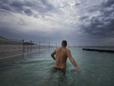 Christmas Day in Sydney might look a little bit like this. Picture: Jessica Hromas/Getty Images