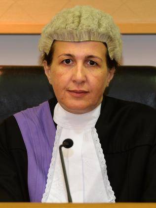 District Court Judge Sophie David. Picture: Greg Higgs