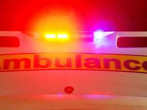 Toddler being treated after hit by car at Coast home