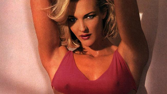 Penthouse Pet model Bettina Raap in 1996. More than a decade later, the publisher of Penthouse magazine says Australia has lost its sex drive.