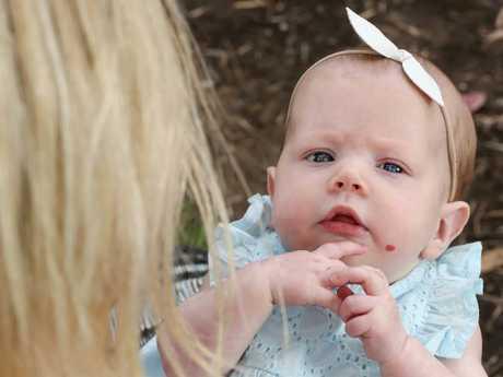 Mabel, five months. Picture: Tim Carrafa