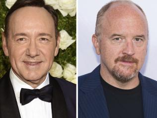 Netflix gave actor Kevin Spacey and actor-comedian Louis C.K. the flick in the wake of allegations.