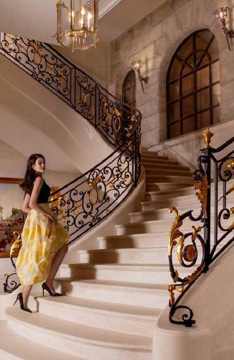 The Chateau Louis XIV.