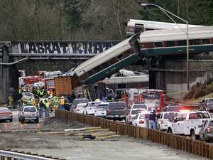 DEADLY DERAILMENT: Three dead, dozens injured in train crash