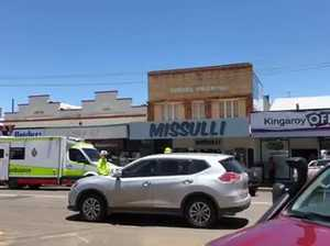 Car crashes into Kingaroy shop
