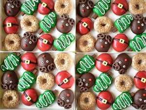 How to claim a share of 7,000 free Krispy Kreme donuts