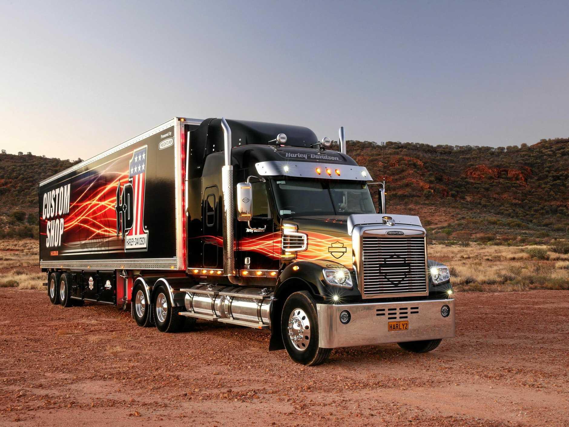 Harley Truck