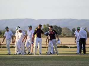 Gatton edges Forest Hill in tight one-day decider