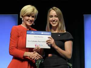 graces scholarship win example for local kids