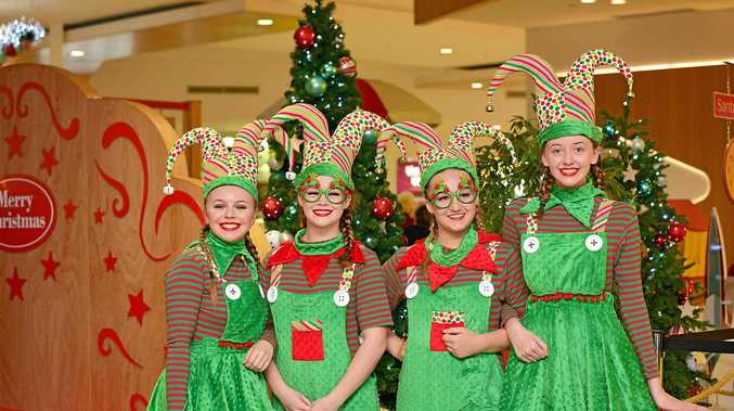 CHRISTMAS TIME: Tweed City Shopping Centre is full of festive activities in the lead-up to Christmas.