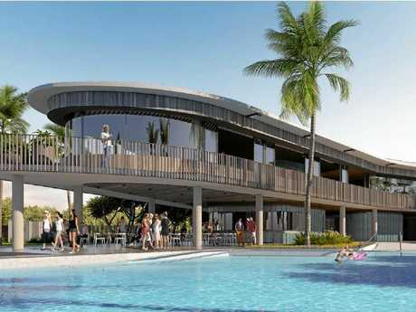 LAGOON PRECINCT: Yeppoon residents and tourists will soon be able to relax by the water's edge at the Yeppoon Lagoon precinct.