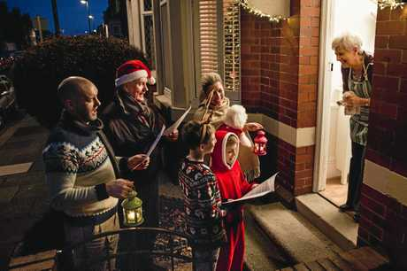 COMMUNITY: Christmas is a time for sharing, caring and spreading the love.