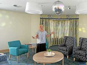 Fighting dementia with disco balls and music