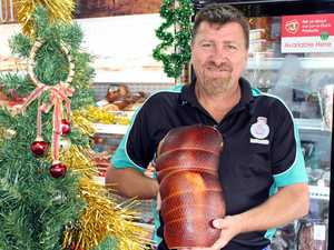 Mad butcher's Christmas ham tips