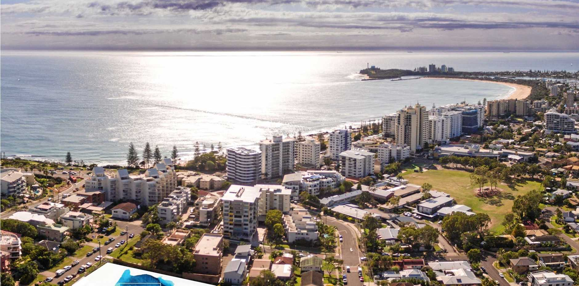 Trinity Beach Homes will comprise a collection of 10 freestanding, multi-level homes within walking distance to Mooloolaba and Alexandra Headland beaches, cafes restaurants and the famous Mooloolaba Esplanade precinct.