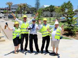 Kingscliff's Central Park to open on Friday