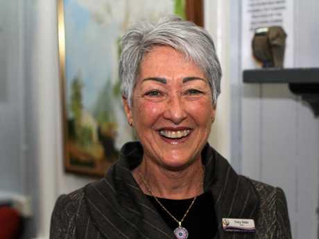 Southern Downs mayor Tracy Dobie