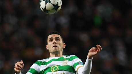 Celtic's Tom Rogic.