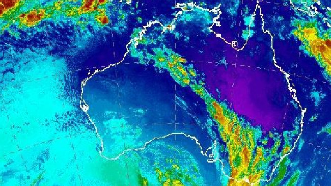 Australia's climate policies are good enough to meet emissions targets, a review has concluded. Picture: Bureau of Meteorology