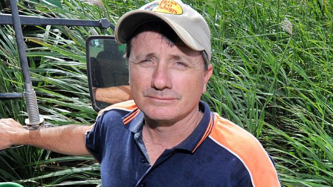 Mareeba farmer Brad Maisel who vanished after his helicopter crashed off Cape Tribulation.