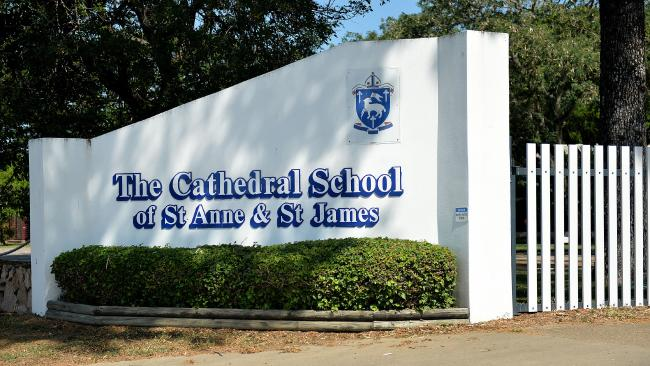 A MATHS teacher from The Cathedral School remains in isolation at Townsville Hospital after contracting Tuberculosis.