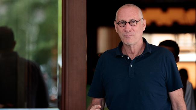 John Skipper resigned as president of ESPN and co-chairman of the Disney Media Networks, citing his struggles with a substance addiction as the cause. (Photo by Drew Angerer/Getty Images)