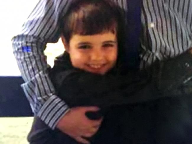 Josiah Sisson was killed by a drunk-driver on Christmas Day last year.