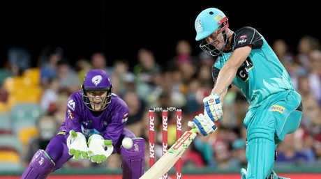 Brisbane Heat's Chris Lynn will be looking to return to big hitting form following shoulder surgery.