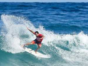 Surf's still up for veteran Parkinson