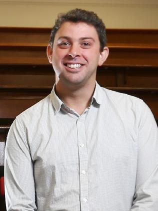 Dr Ivan Bindoff.