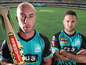 Bash Brothers ready to go for Brisbane Heat