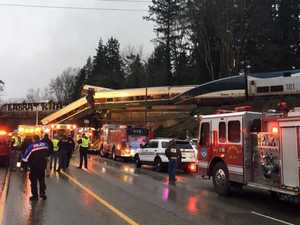 Train was going 80km/h too fast when it derailed
