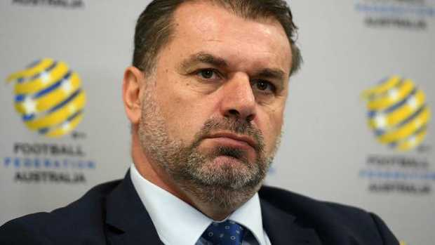 Socceroos coach Ange Postecoglou confirms new role