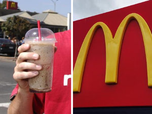 Why Maccas is giving away FREE frozen cokes