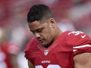 Jarryd Hayne accused of raping woman in United States