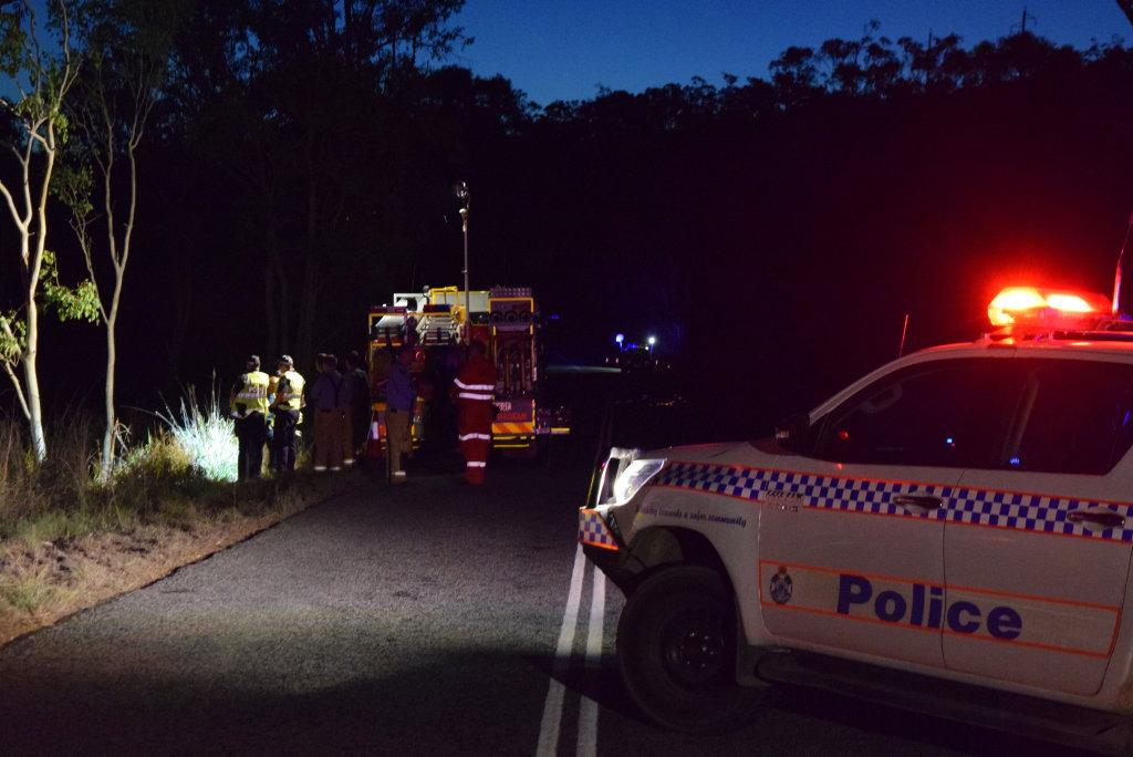 Sarina man, 45, dies in tragic roll over west of region
