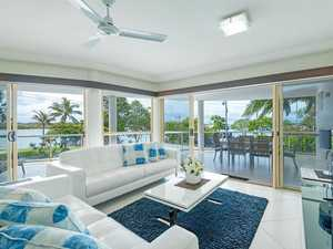 Enjoy front-row Noosa River views