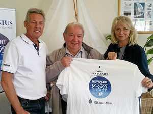 Coffs yacht race pioneer honoured