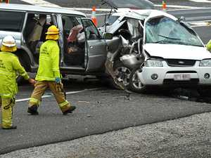 Bruce Hwy horror crashes spike Gympie's fatal count