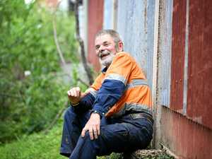 Gympie Joe's all smiles after royal commission
