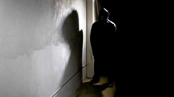 FILE PHOTO: The Coast man got home and looked out his window; outside he saw the man standing on the street.