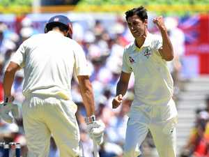 Mitchell Starc may be kept on ice for Melbourne