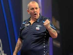 Phil 'The Power' Taylor in top form as Qld tour begins
